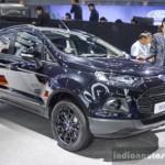 Thêm ảnh xe Ford EcoSport thế hệ mới chạy thử
