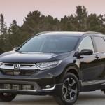 Honda CR-V thế hệ mới 2017 sự lựa chọn hoàn hảo