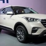 Xe Crossover giá rẻ Hyundai Creta 2017 phiên bản nâng cấp
