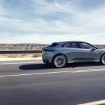 Xe sang SUV Jaguar I-Pace hoàn toàn mới chạy điện toàn phần