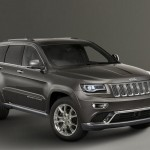 Xe SUV Jeep Grand Cherokee 2016 đạt điểm an toàn 5 sao