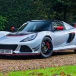Xe thể thao Lotus Exige Sport 380 đẹp, nhanh, mạnh