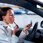 Những pha lái xe lỗi của phụ nữ