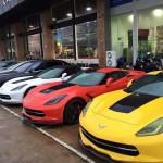 Thuế cao nhiều siêu xe mới vẫn về Việt Nam