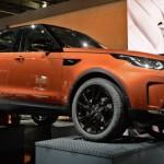 Công bố giá bán xe sang cỡ lớn Land Rover Discovery 2018