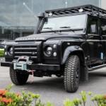 Land Rover Defender phiên bản mới trở lại năm 2019