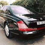 Xe siêu sang Maybach 57S giá 8 tỷ đồng xuất hiện ở Phú Thọ ?
