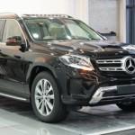 Đánh giá chi tiết xe sang SUV cỡ lớn Mercedes GLS 2016 mới