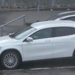 Xe sang Mercedes GLA bản nâng cấp 2018 gầm cao hơn