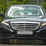 Mercedes bán hàng tăng trưởng khá trong tháng 10/2016