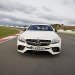 Đánh giá phiên bản mới xe sang Mercedes-AMG E63 S 4MATIC