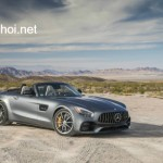 Ngắm vẻ đẹp của siêu xe Mercedes-AMG GT C mui trần