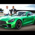 Siêu xe Mercedes AMG GTR sức mạnh thế nào trên đường đua ?