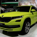 Năm 2016 hãng xe Skoda bán được 1 triệu xe