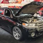 Siêu xe SUV Toyota Land Cruiser độ khủng 2000 mã lực