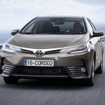 Toyota Corolla Altis 2017 giá 310 triệu đồng ở Nga rẻ hơn Kia Morning
