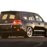 Xem quy trình sản xuất siêu xe SUV Toyota Land cruiser 2000 mã lực
