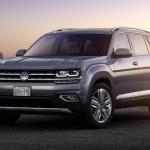 Chi tiết xe SUV cỡ lớn Volkswagen Atlas giá rẻ
