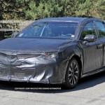 Những điểm mới trên xe Toyota Camry 2018 mới