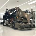 Siêu xe Pagani Huayra Hermes Edition có duy nhất 1 chiếc