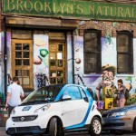 Car2go xe mini cho phố phường đông đúc