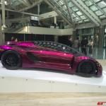Siêu xe in 3D Divergent Blade công suất 700 mã lực