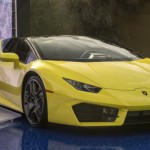 Siêu xe Lamborghini Huracan cầu sau bản mui trần ra mắt