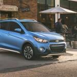 Chevrolet Spark ACTIV 2017 đối thủ Hyundai i20 ?