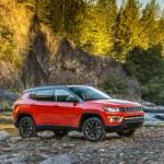Xe Jeep Compass 2017 lựa chọn mới cho xe SUV cỡ trung