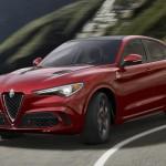 Alfa Romeo Stelvio xe Crossover tuyệt đẹp của hãng xe Ý