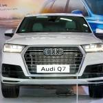 Xe SUV cỡ lớn Audi Q7 2017 giá 4 tỷ lựa chọn của đại gia Việt