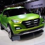 Hyundai Creta ra mắt phiên bản bán tải cỡ nhỏ