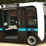 Nhật Bản thử nghiệm thành công xe bus tự hành