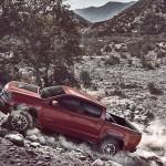 Quảng cáo ấn tượng mẫu xe Chevrolet Colorado ZR2