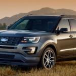 Xe SUV cỡ lớn sang trọng Ford Explorer giá 2,7 tỷ về Bình Dương