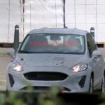 Ford Ford Fiesta 2018 thế hệ mới đang chạy thử