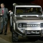 Xe Ford Bronco 2017 sẽ bán ở Úc ?