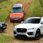 Xe sang SUV của Jaguar Land Rover dù đắt vẫn bán chạy ở Mỹ