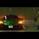 Đại gia Nhật mua siêu xe McLaren P1 hơn 2 triệu đô lái đi làm hàng ngày