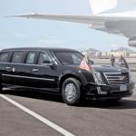 Lộ diện xe Limousine mới của tổng thống Mỹ Donald Trump