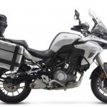 Ngắm xe Benelli TRK 502 Twin Adventure 2017
