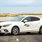 16.038 xe Mazda3 bị triệu hồi ở Việt Nam
