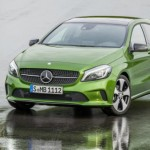 Mercedes A class 2018 mới lớn hơn, đẹp hơn
