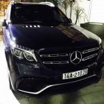 Xe siêu sang Mercedes GLS 63 AMG giá 12 tỷ đắt nhất Quảng Ninh