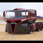 Top 8 xe tải và xe Bus tương lai hiện đại, tối tân nhất thế giới