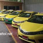 Toyota corolla altis phiên bản xe taxi được ưa chuộng ở Thái Lan