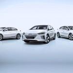 Hyundai Ioniq Electric dòng xe điện tiết kiệm và ưu việt
