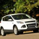 Xe Ford Kuga 2016 ưu việt và rộng rãi