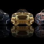 Siêu xe SUV chống đạn Mercedes GLS63 AMG độ bởi Dartz
