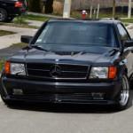 Mercedes 560 SEC AMG dùng 30 năm bán giá gần 5 tỷ đồng